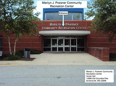 Marilyn Praisner Community Recreation Center