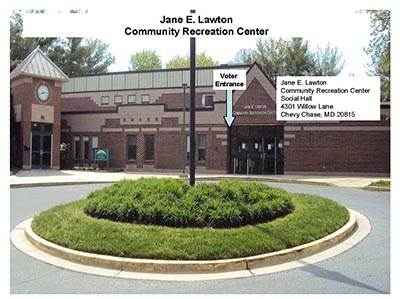 Jane E Lawton Community Recreation Center