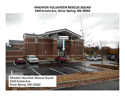 Wheaton Volunteer Rescue Squad