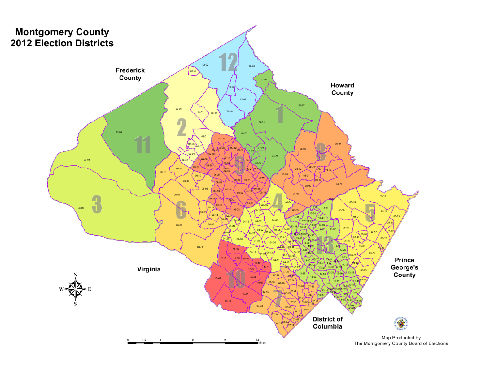 Contact Information For County Election Officials