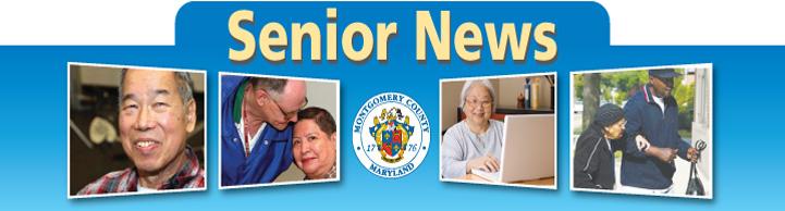 Senior News Lady