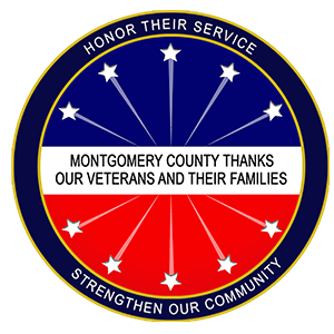 Montgomery County Thanks Our Veterans and Their Families - Honor Their Service - Strengthen Our Community