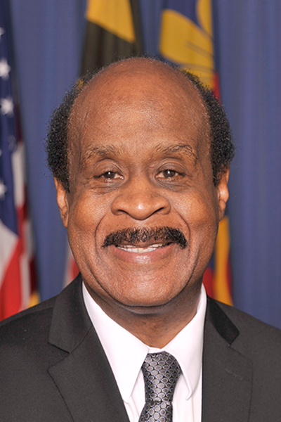 County Executive Isiah Leggett