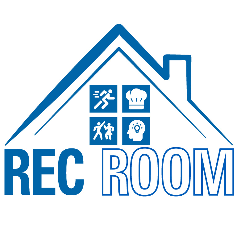 Montgomery County Department of Recreation Rec Room logo