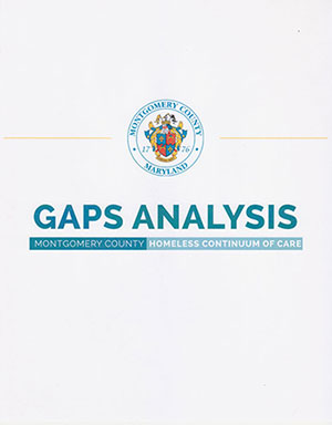 Report: Gap Analysis - Montgomery County Homelessness Continuum of Care