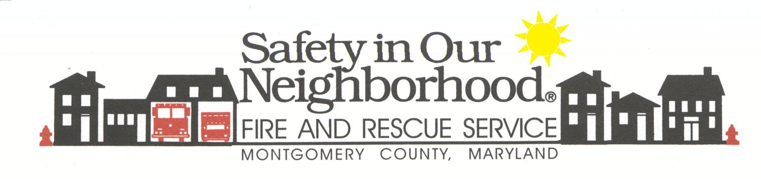 Safety in our Neighborhood public education page. Safety information