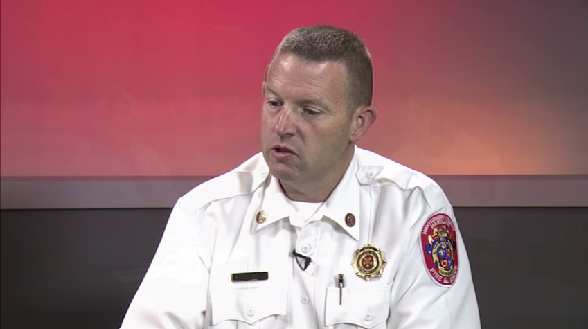 Fire Chief's Monthly Briefings
