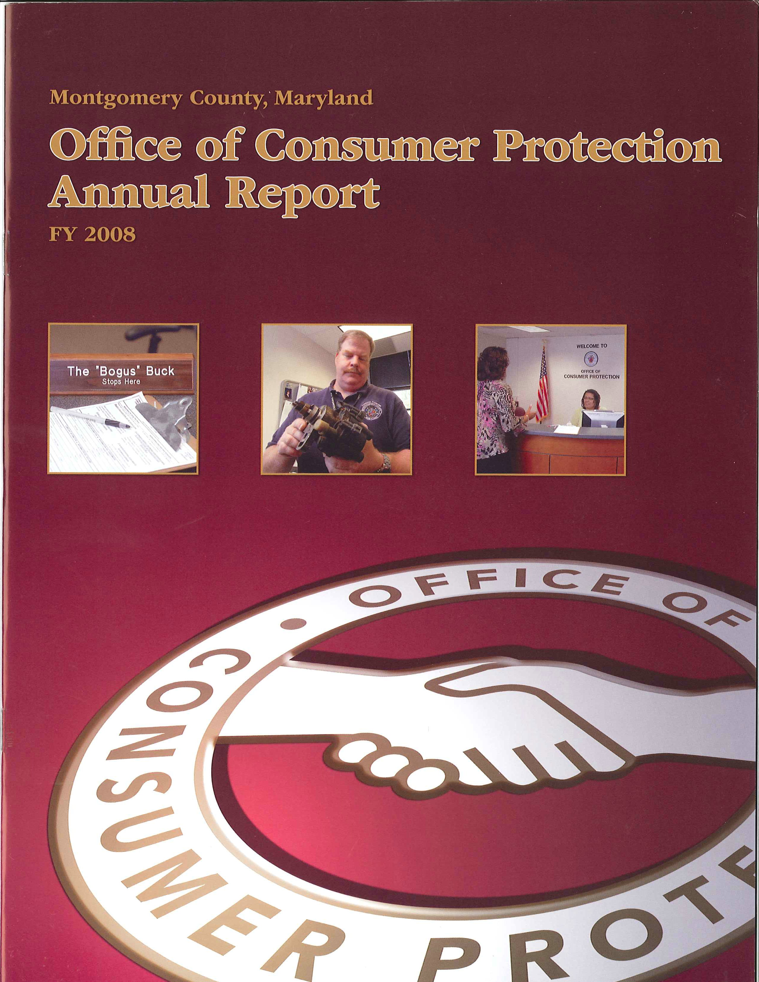 Office Of Consumer Protection