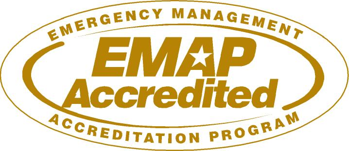 Emergency Management Accreditation Program Seal