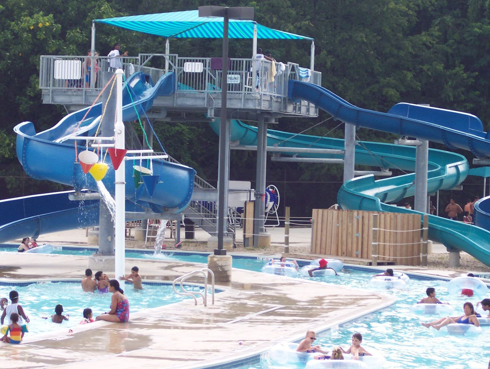 Martin Luther King Jr. Outdoor Pool