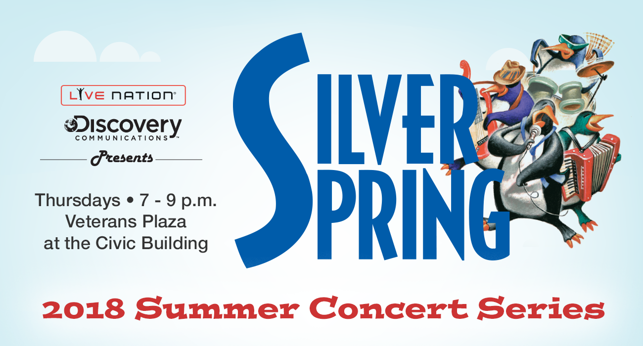 silver spring summer concerts