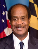 Picture of County Executive Isiah Leggett