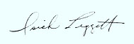 Signature of County Executive Isiah Leggett