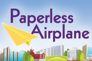 paperless airplane