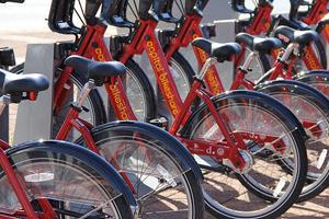 Bikeshare Network