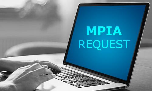MPIA Request