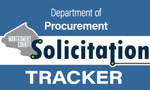 Procurement Solicitation Tracker