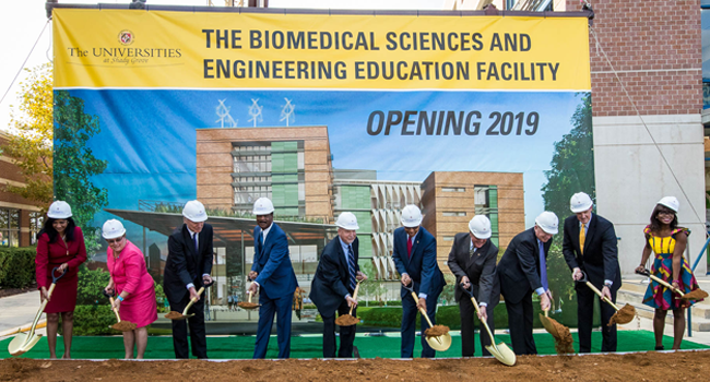 OPENING 2019 - Biomedical Sciences and Engineering Education Facility