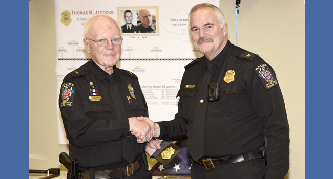 Montgomery County Salutes a Dedicated Public Safety Professional