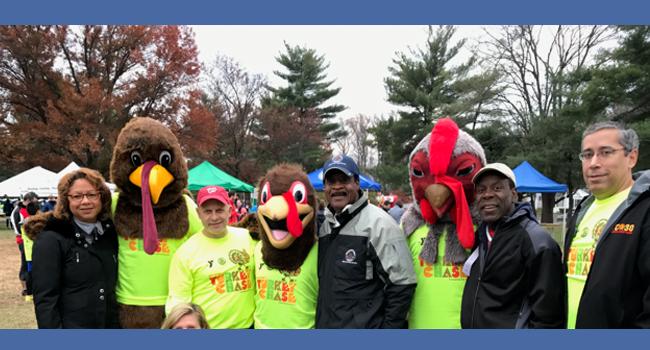 34th Annual Thanksgiving Turkey Chase Run