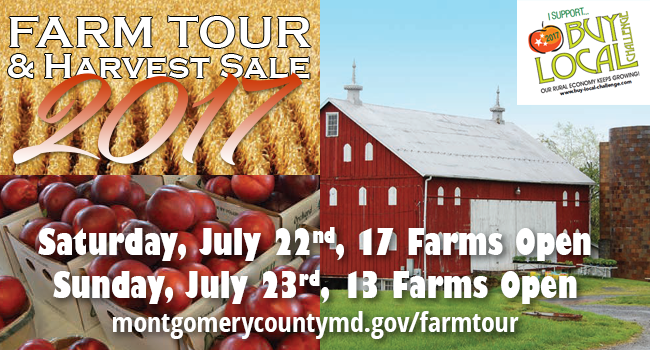 28th Annual Farm Tour and Harvest Sale 2017