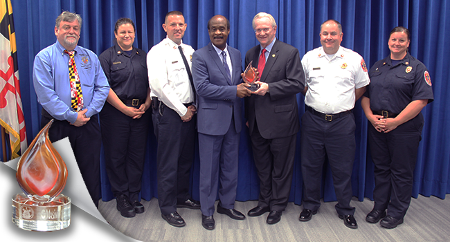 photo: Excellence in Emergency Medical Services