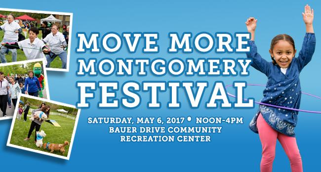 Move More Montgomery Festival