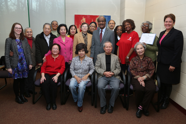 Montgomery County Senior Planet Graduates