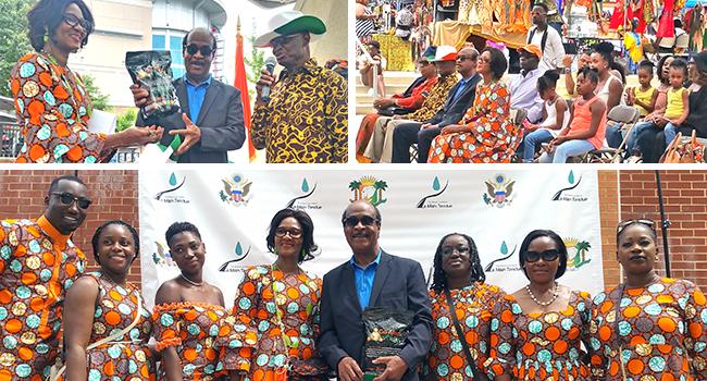 Photo: Côte d'Ivoire Economic and Cultural Festival