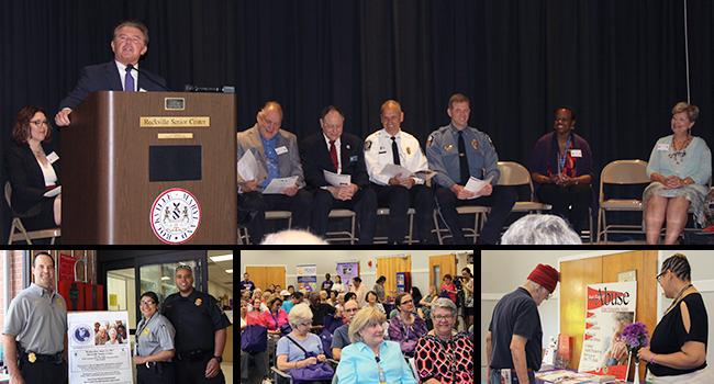 photo: 7th Annual Senior Safety Forum