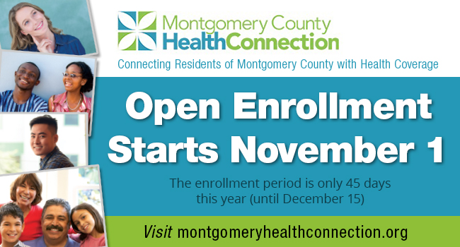 Montgomery County Health Connection: connecting residents with health coverage
