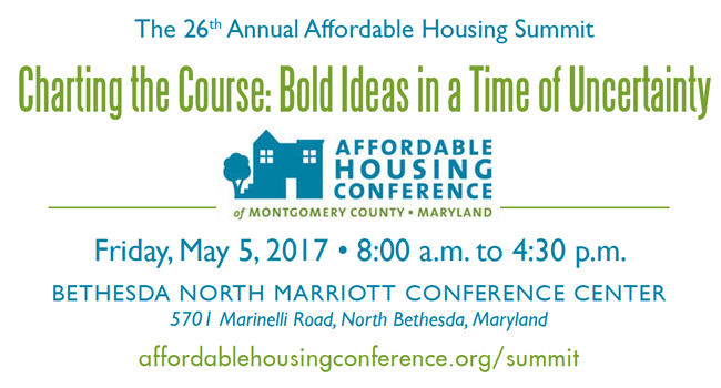 The 26th Annual Affordable Housing Summit