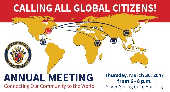 Annual Meeting: Connecting Our Community to the World