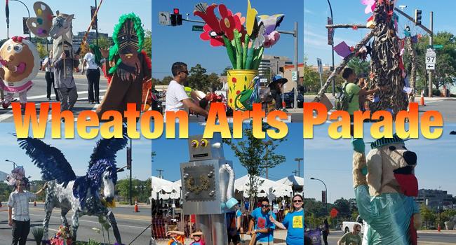 Wheaton Arts Parade