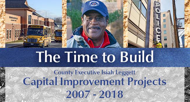 County Executive Ike Leggett Capital Improvements Program