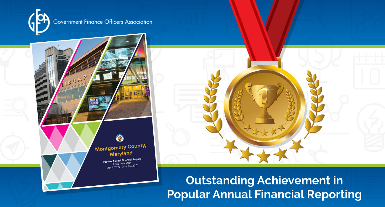 Outstanding Achievement in Financial Reporting