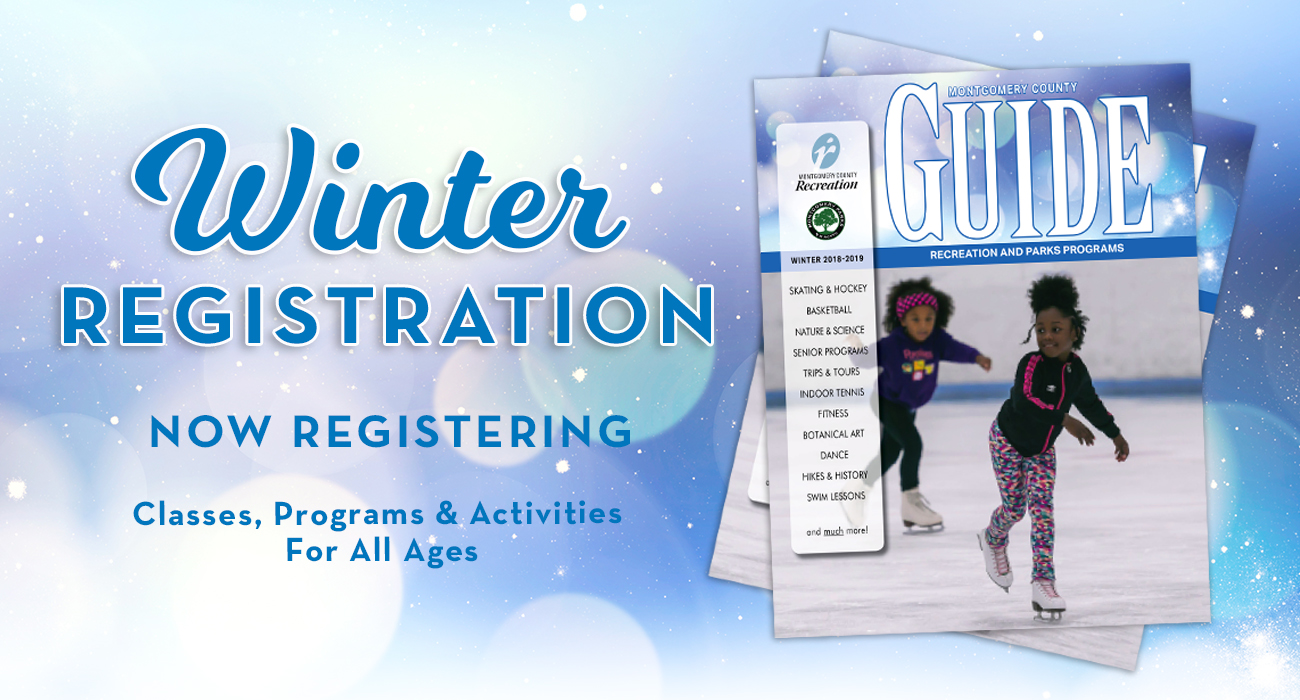 Winter Guide for Recreation and Parks Programs