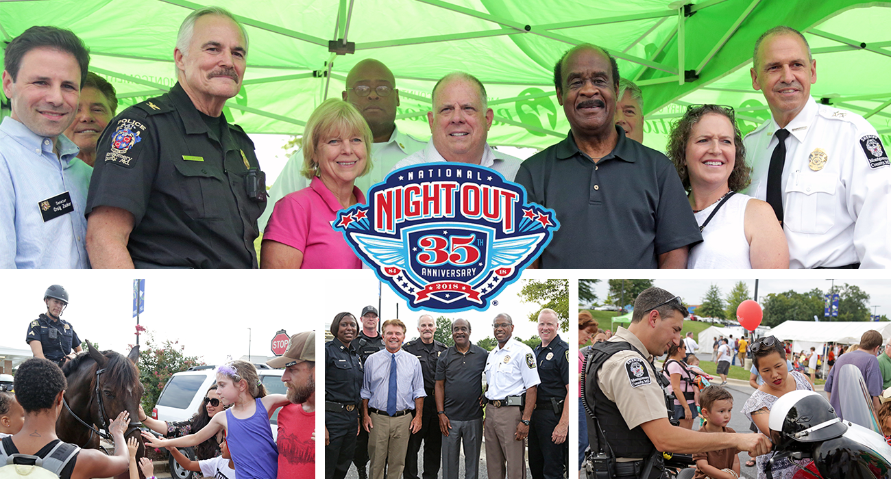 Photo: 2018 National Night Out