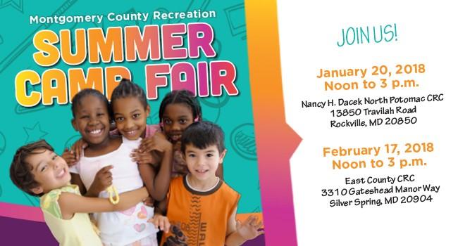 Summer Camp Fairs