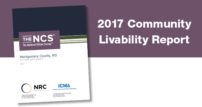 2017 Community Livability Report