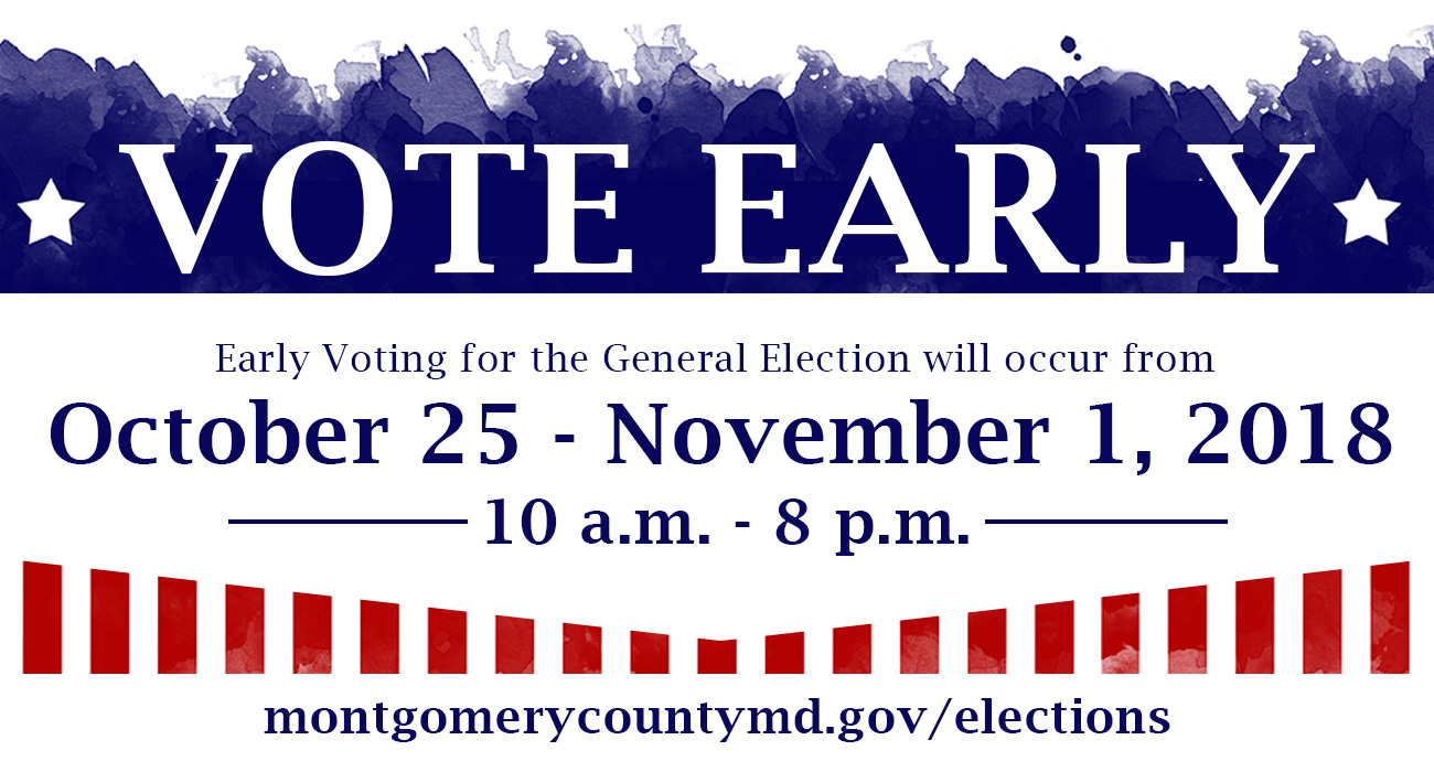 General Election Early Voting