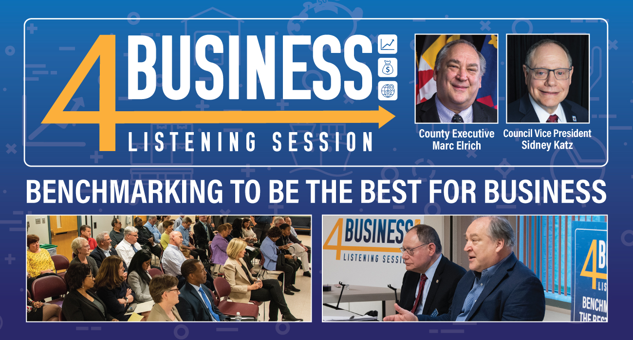 photo: 4Business Listening Session