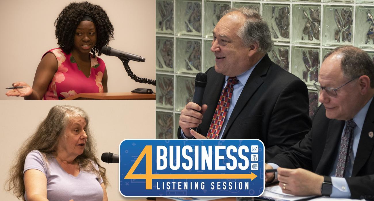 Elrich Announces New Legislation at Final 4Business Listening Session