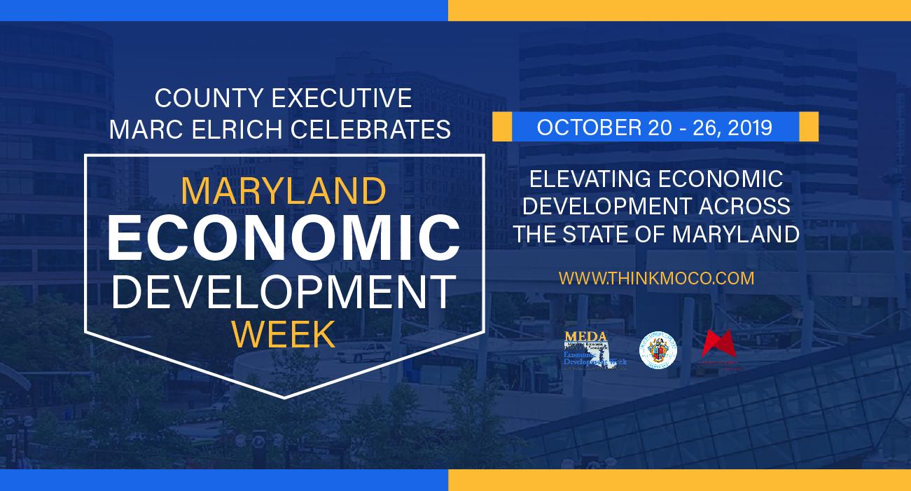 Celebrating Economic Development Week in Montgomery County