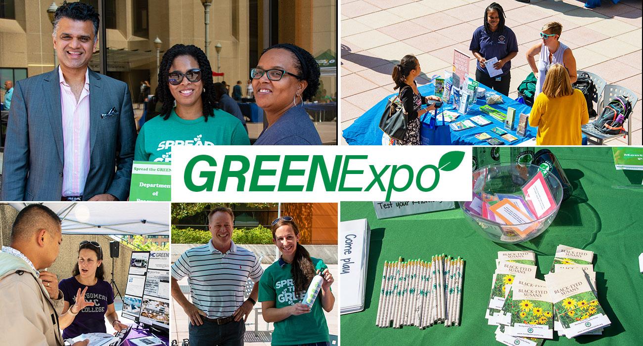 photo: Spread the Green Expo