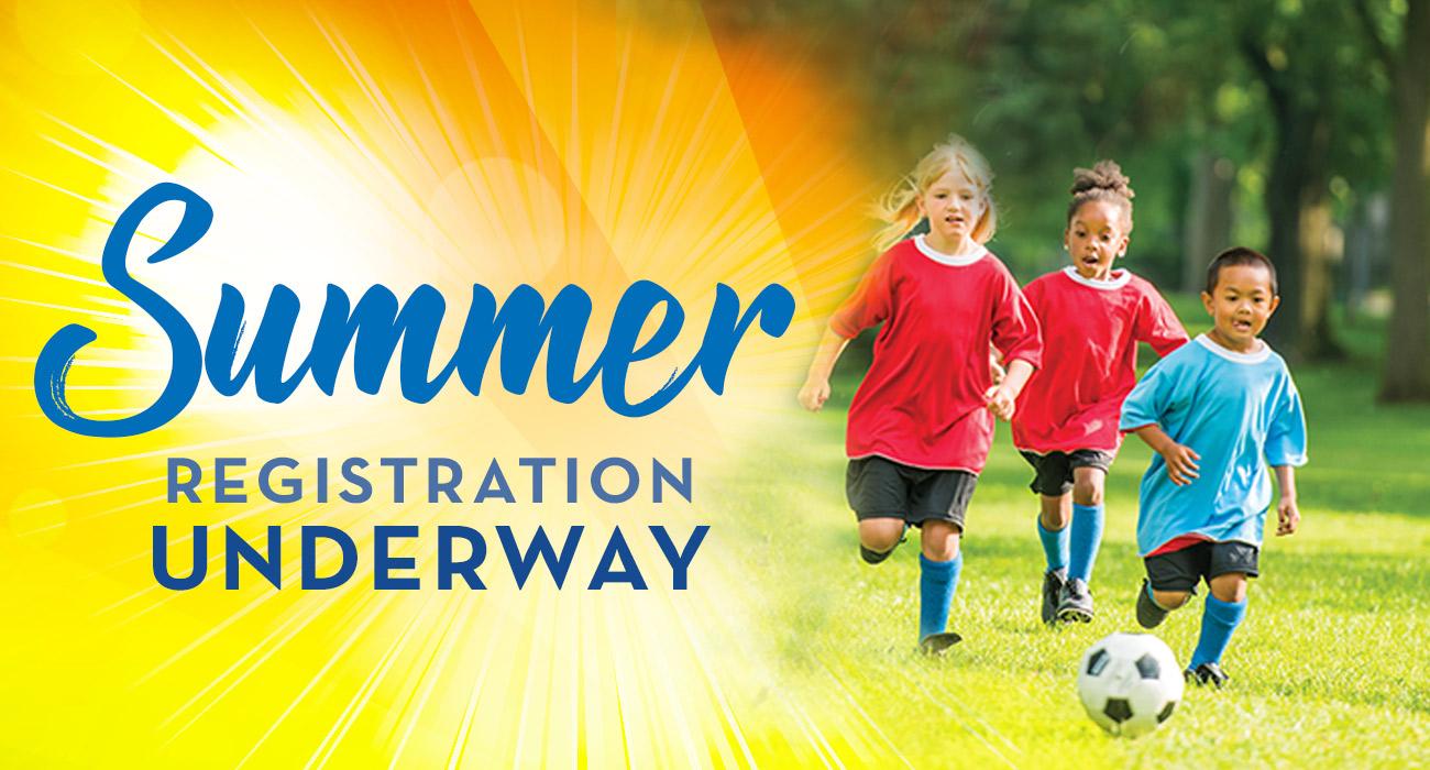 Recreation Summer Registration