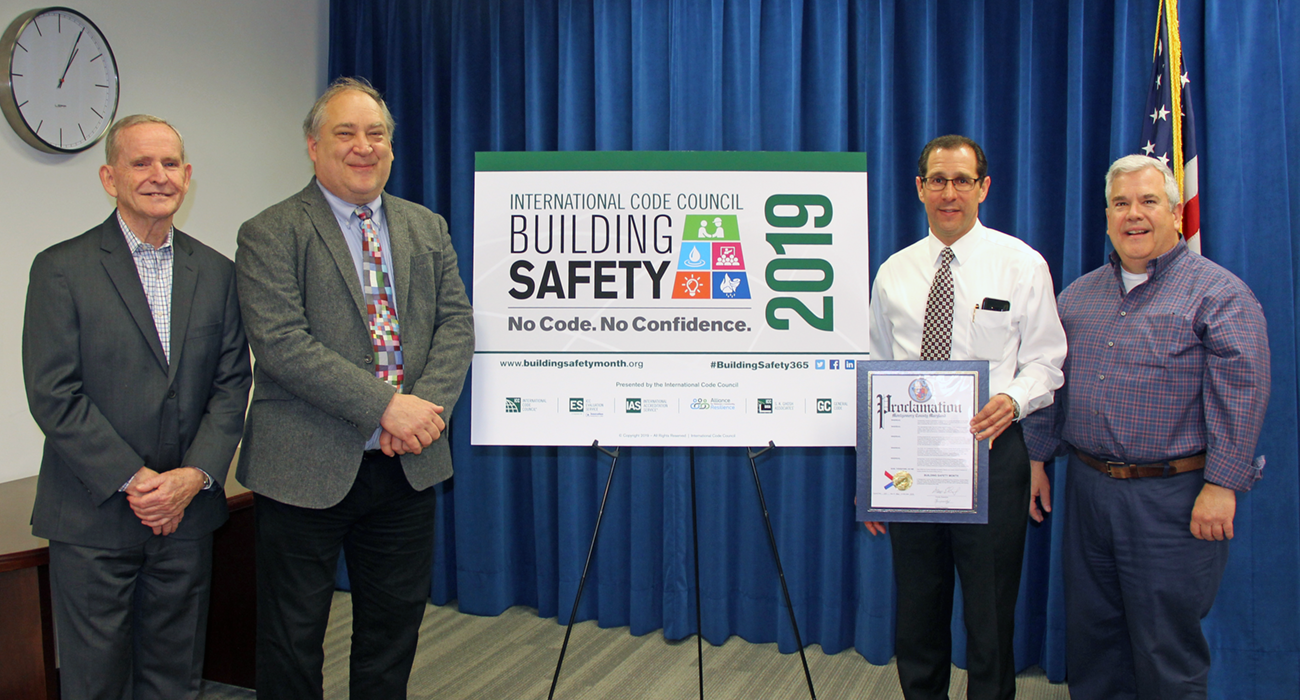 Photo: Building Safety Month