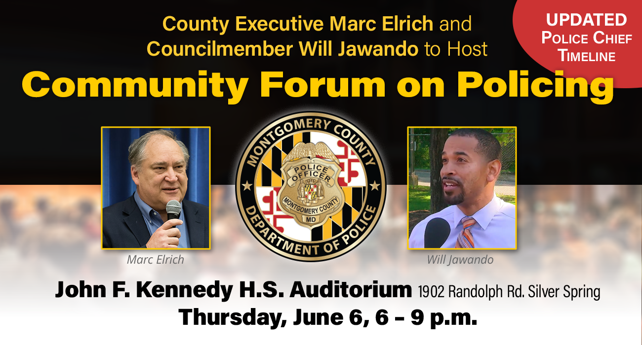 Community Forum on Policing