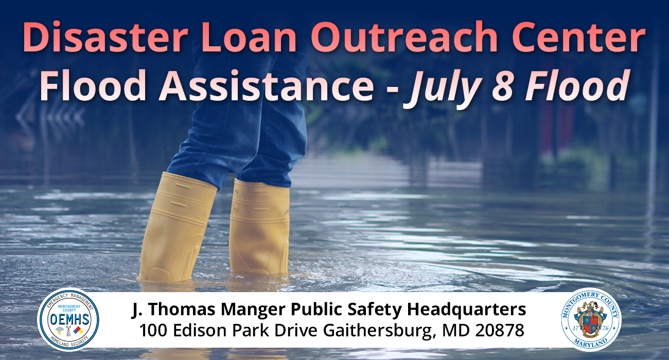County to Open Disaster Loan Outreach Center