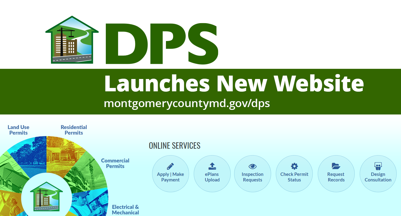 DPS Launches New Website